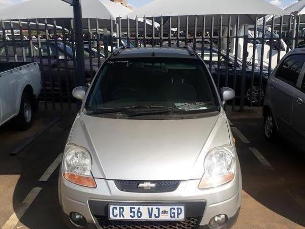 2013 Chevrolet Spark Lite L 5dr  Gauteng Springs_0