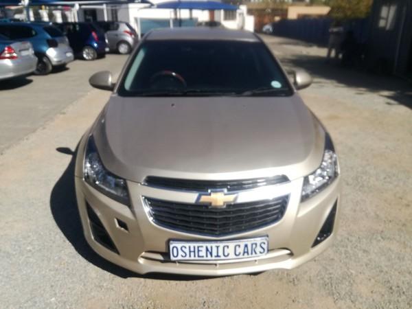 2012 Chevrolet Cruze 1.6 L  Gauteng Kempton Park_0