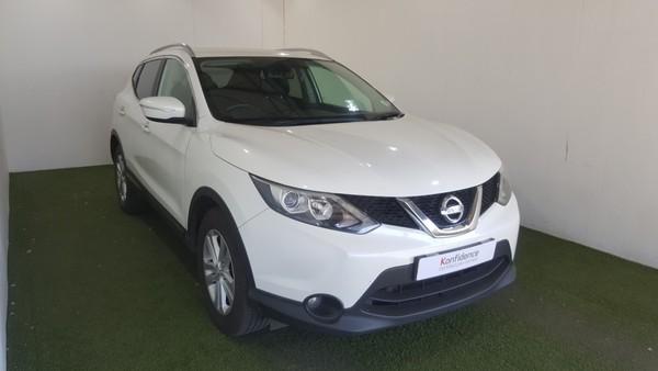 2014 Nissan Qashqai 1.5 dCi AcentaDesign Gauteng Roodepoort_0