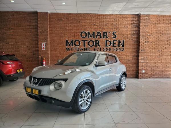 2014 Nissan Juke 1.5dCi Acenta  Mpumalanga Witbank_0