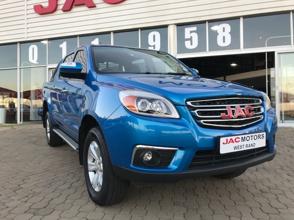 2019 JAC T6 2.8TCi Double Cab Bakkie Gauteng Roodepoort_0