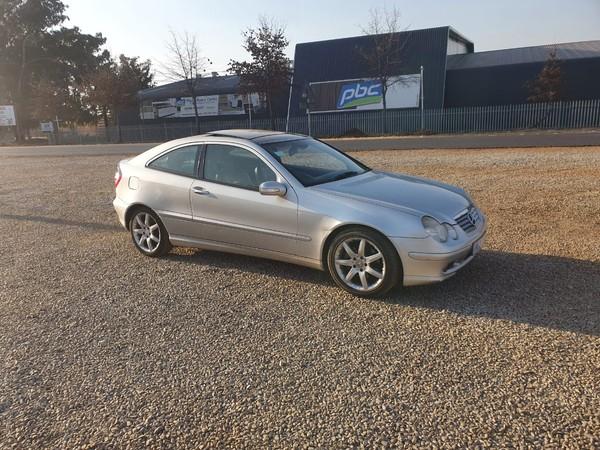 2003 Mercedes-Benz C-Class gearbox problem Gauteng Lenasia_0