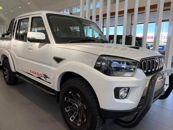 2020 Mahindra PIK UP 2.2 mHAWK S11 Auto Double Cab Bakkie Western Cape Worcester_0