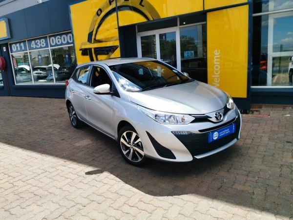 2019 Toyota Yaris 1.5 Xs 5-Door Gauteng Randburg_0