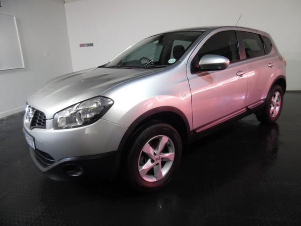 2012 Nissan Qashqai 1.5 Dci Acenta  Gauteng Roodepoort_0