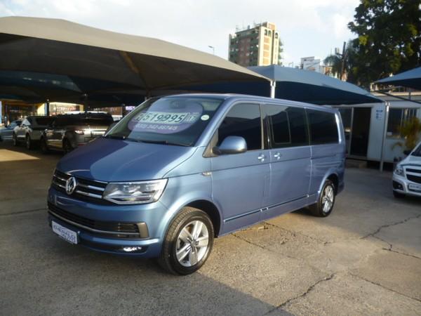 2017 Volkswagen Kombi 2.0 TDi DSG LWB 103kw Comfortline Kwazulu Natal Pietermaritzburg_0