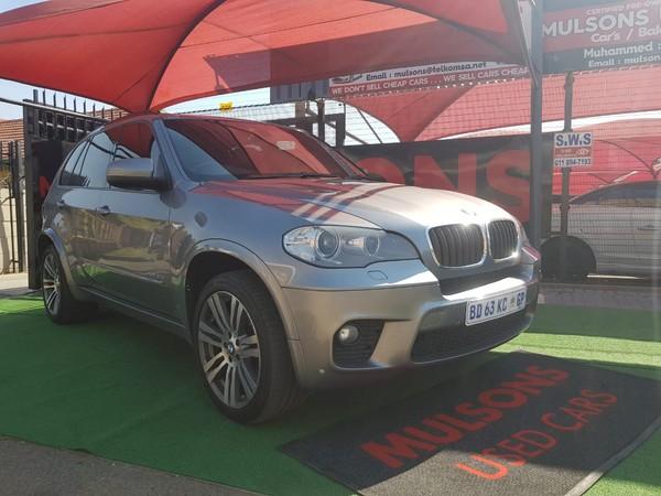 2011 BMW X5 Xdrive30d M-sport At  Gauteng Boksburg_0