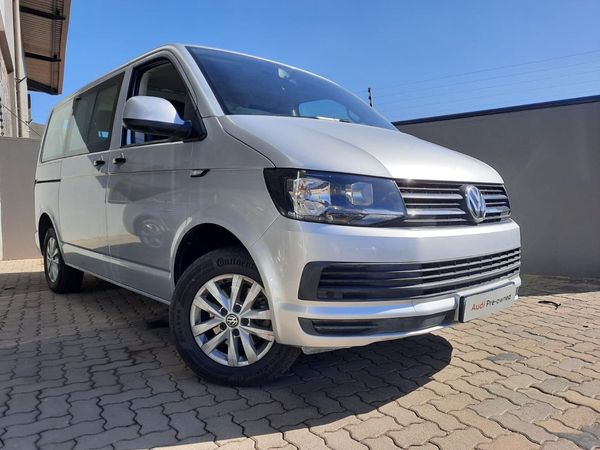 2018 Volkswagen Transporter T6 KOMBI 2.0 TDi DSG 103kw Trendline Plus Gauteng Johannesburg_0