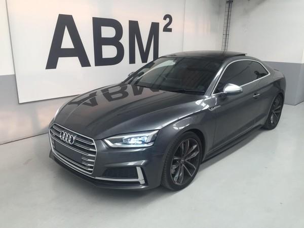 2017 Audi S5 3.0T FSI Quattro Tiptronic Gauteng Midrand_0