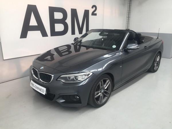 2015 BMW 2 Series 228i Convertible M Sport Auto F23 Gauteng Midrand_0