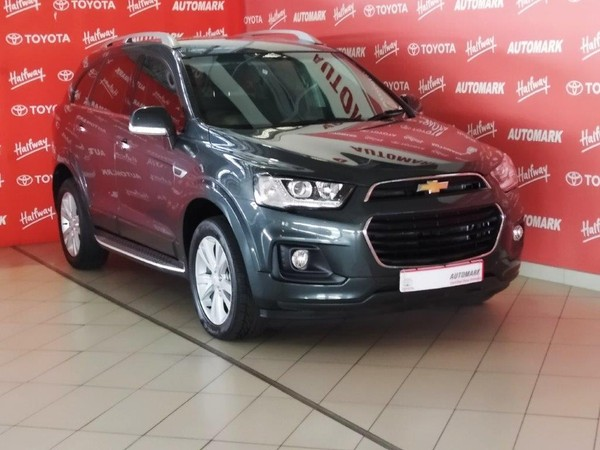 2016 Chevrolet Captiva 2.2D LT Auto Gauteng Sandton_0