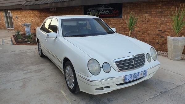 2002 Mercedes-Benz E-Class E200 K Elegance At  Gauteng Kempton Park_0