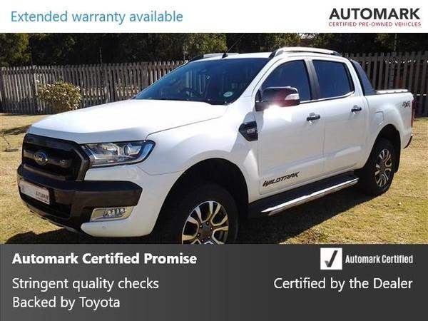 2019 Ford Ranger 3.2TDCi XLT 4X4 Auto Double Cab Bakkie Gauteng Nigel_0