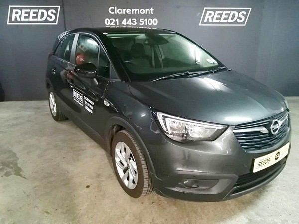 2019 Opel Crossland X 1.2T Enjoy Western Cape Claremont_0