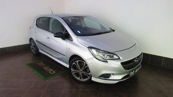 2015 Opel Corsa 1.4T Sport 5-Door Gauteng Pretoria_0