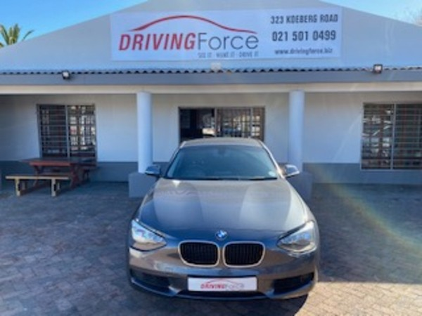 2013 BMW 1 Series 118i 5dr At f20  Western Cape Wynberg_0