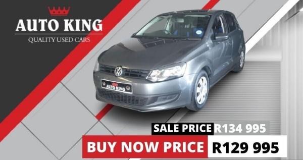 2012 Volkswagen Polo 1.4 Trendline 5dr  Western Cape Cape Town_0