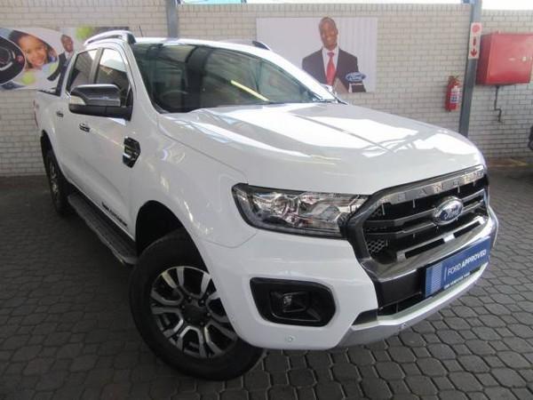 2020 Ford Ranger 2.0TDCi WILDTRAK 4X4 Auto Double Cab Bakkie Kwazulu Natal Durban_0