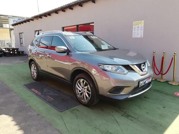 2015 Nissan X-Trail 2.0 XE T32 Gauteng Boksburg_0
