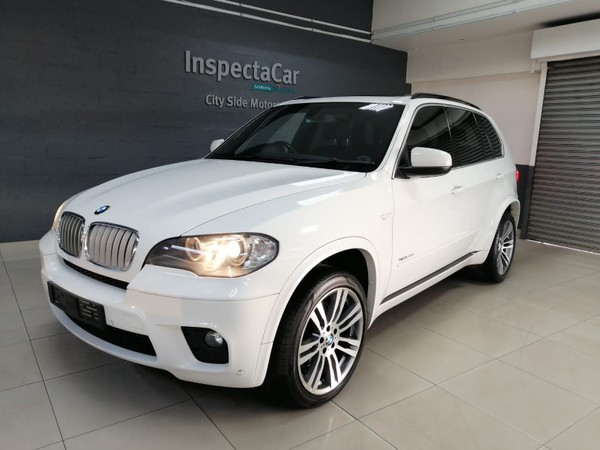 2012 BMW X5 Xdrive40d M-sport At  Gauteng Pretoria_0