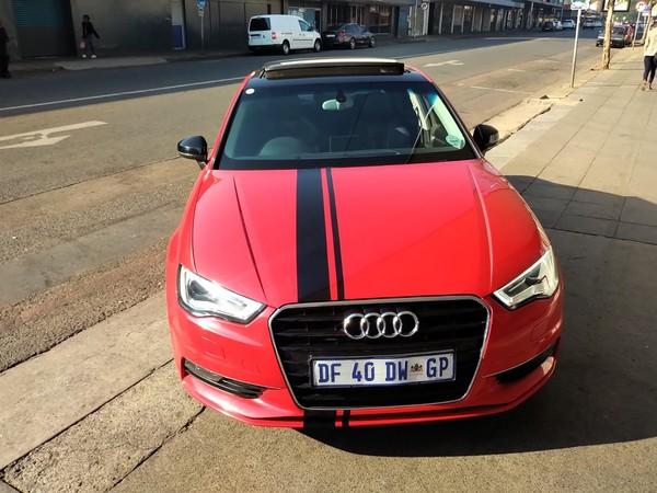 2015 Audi A3 1.4t Fsi S Stronic  Gauteng Pretoria_0