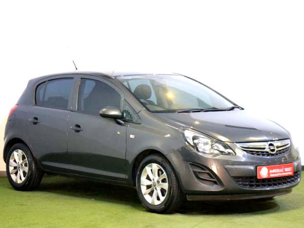 2014 Opel Corsa 1.4 Essentia 5dr  Western Cape Tokai_0