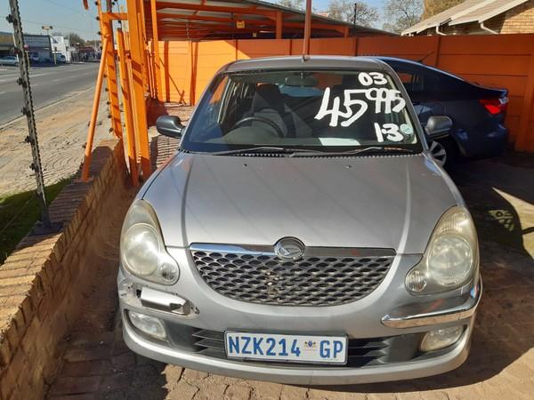 2003 Daihatsu Sirion 1.3 Cx At  Gauteng Boksburg_0