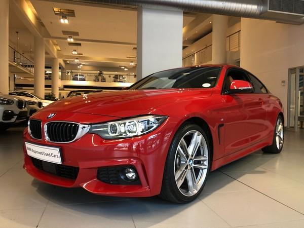 2018 BMW 4 Series 440i Coupe M Sport Auto Western Cape Cape Town_0