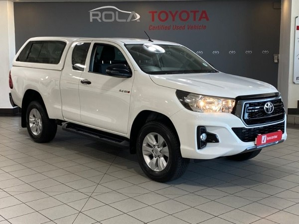 2019 Toyota Hilux 2.4 GD-6 RB SRX AT PU ECAB Western Cape Somerset West_0