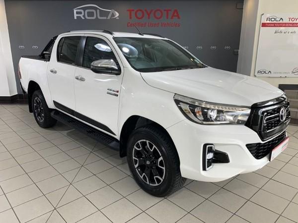 2019 Toyota Hilux 2.8 GD-6 Raider 4X4 Auto Double Cab Bakkie Western Cape Somerset West_0