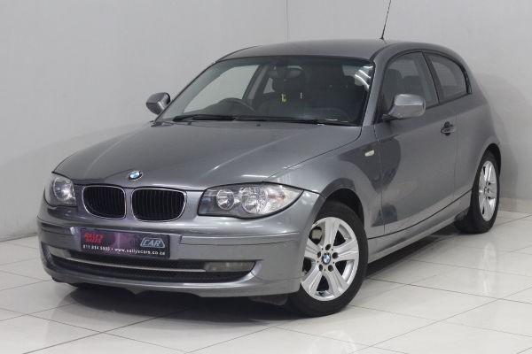 2010 BMW 1 Series 118i AT 3dr E81 Gauteng Nigel_0
