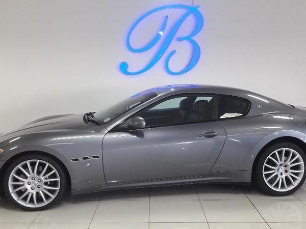 2012 Maserati Granturismo S  Western Cape Cape Town_0