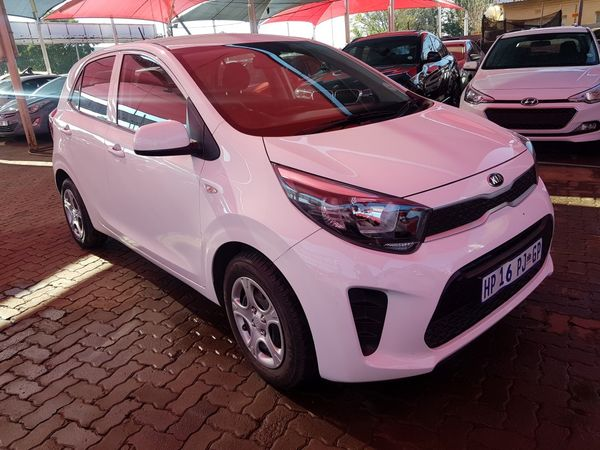 2018 Kia Picanto 1.2 Smart Gauteng Meyerton_0