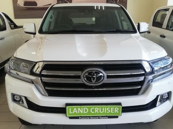 2020 Toyota Land Cruiser 200 V8 4.5D VX-R Auto Gauteng Pretoria North_0