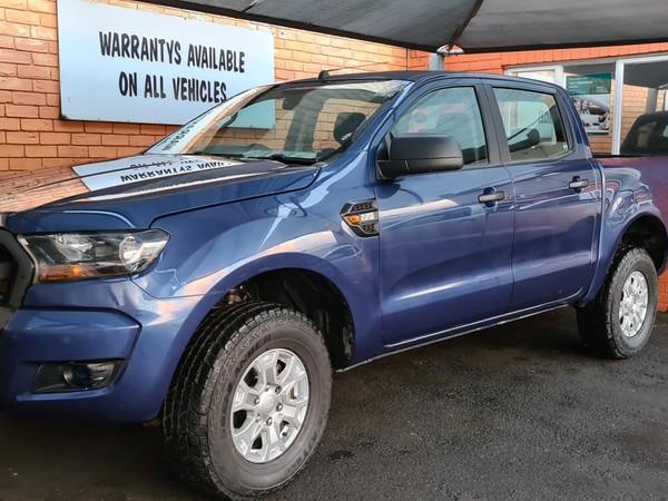 2017 Ford Ranger 2.2TDCi XL 4X4 Double Cab Bakkie Kwazulu Natal Durban_0