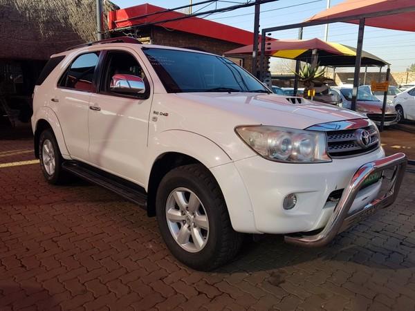 2010 Toyota Fortuner 3.0d-4d Rb  Gauteng Meyerton_0