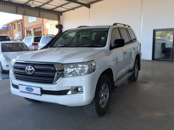 2017 Toyota Land Cruiser Toyota Land Cruiser 200 4.5D-4D V8 GX Gauteng Carletonville_0