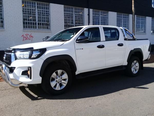 2018 Toyota Hilux 2.4 GD-6 RB SRX Double Cab Bakkie Gauteng Johannesburg_0