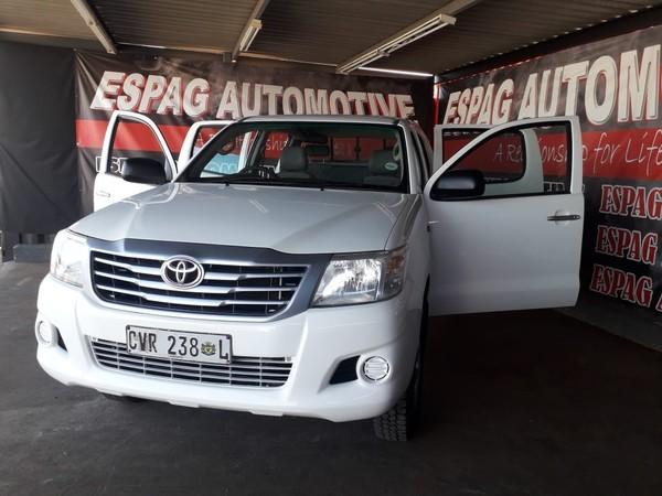 2013 Toyota Hilux 2.5d-4d Srx 4x4 Pu Dc  Gauteng Pretoria_0