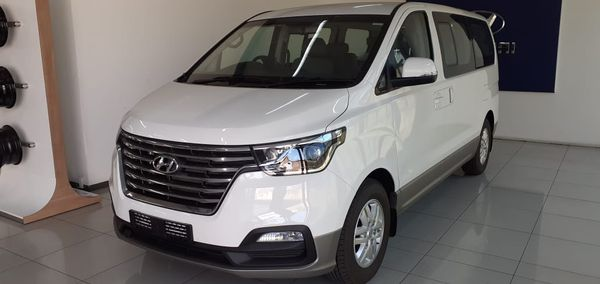 2020 Hyundai H1 2.5 CRDi Elite Auto 12-Seater Kwazulu Natal Pinetown_0