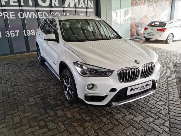 2016 BMW X1 xDRIVE20d Auto Eastern Cape Port Elizabeth_0