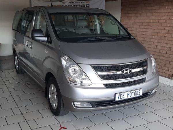 2015 Hyundai H1 2.5 Crdi Wagon At  Gauteng Edenvale_0