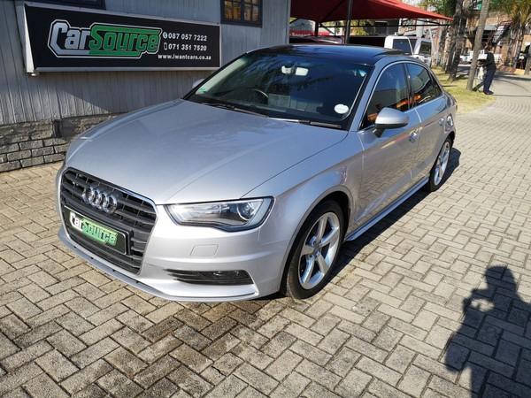 2016 Audi A3 1.4T FSI SE Stronic Mpumalanga Mpumalanga_0