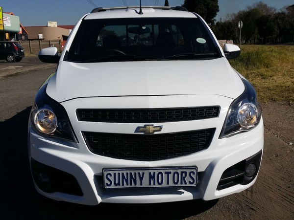 2012 Chevrolet Corsa Utility 1.8 Sport Pu Sc  Gauteng Kempton Park_0