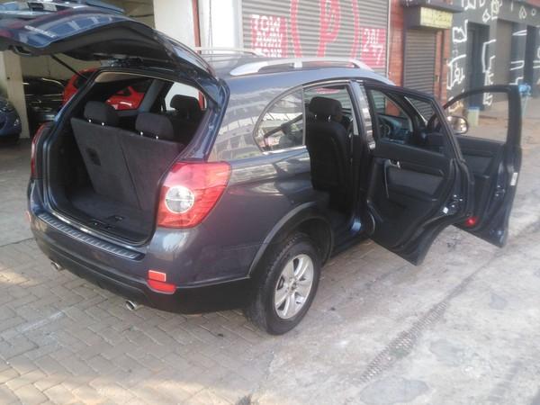 2008 Chevrolet Captiva 2.4 Lt  Gauteng Jeppestown_0