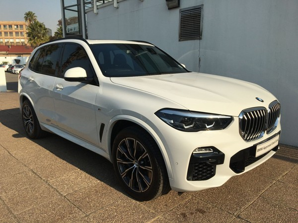 2019 BMW X5 xDRIVE30d M-Sport Auto Gauteng Germiston_0