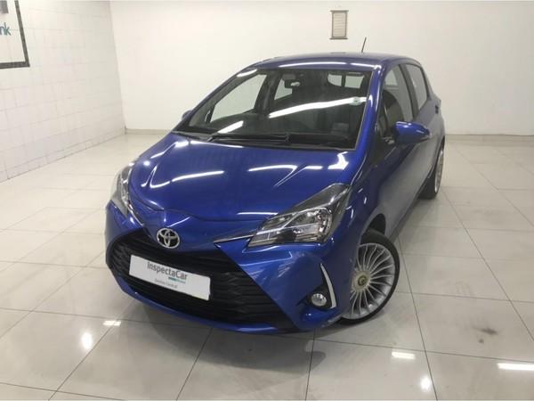 2017 Toyota Yaris 1.0 Pulse 5-Door Gauteng Pretoria_0