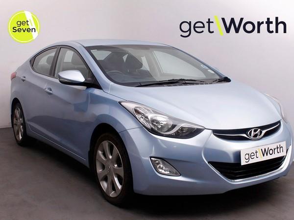2013 Hyundai Elantra 1.8 Gls  Western Cape Milnerton_0