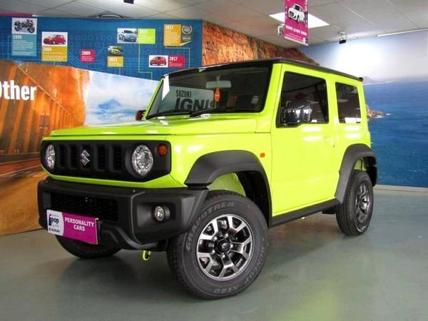 2020 Suzuki Jimny 1.5 GLX Gauteng Johannesburg_0