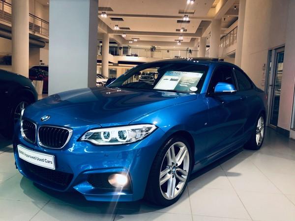 2016 BMW 2 Series 220D M Sport Auto Western Cape Cape Town_0